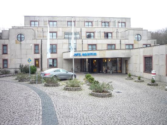 Aussenansicht Des Hotels Picture Of Maritim Hotel Am