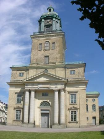 Catedral - Gotemburgo: fotografía de Gotemburgo, Vastra Gotaland ...