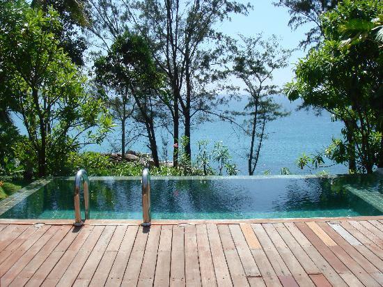 Pool At Pool Villa Picture Of Centara Villas Phuket Karon