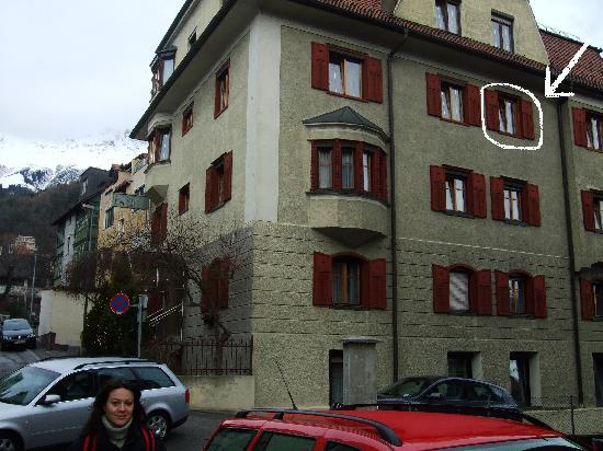The Hotel And Our Room Picture Of Hotel Tautermann