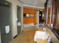 Weird bathrooms - Picture of Dreams Riviera Cancun Resort ...