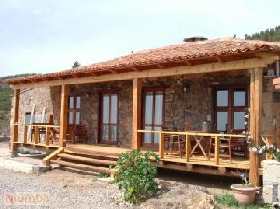 Mas de 100 rboles frutales  Picture of Casas Rurales Ecologicas del Pinar Granadilla de Abona