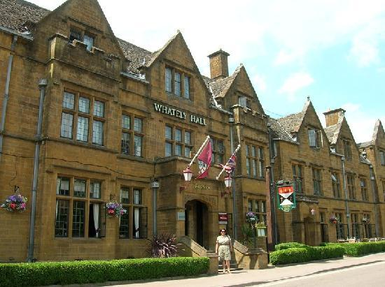 Whately Hall Front Entrance Picture Of Mercure Banbury
