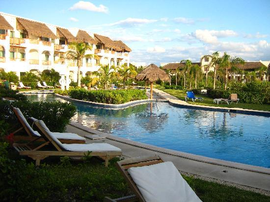Your Own Patio Picture Of Valentin Imperial Riviera Maya