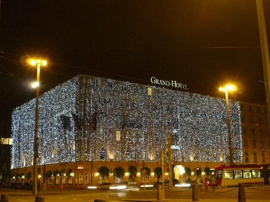 Le Meridien Grand Hotel Nurnberg At Christmas Picture Of