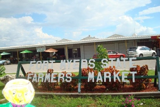 Farmers Market Fort Myers Florida