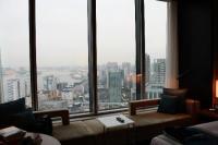 Window and sitting area - Picture of Conrad Tokyo, Minato ...