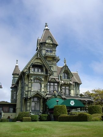 Carson Mansion Eureka CA Address Phone Number