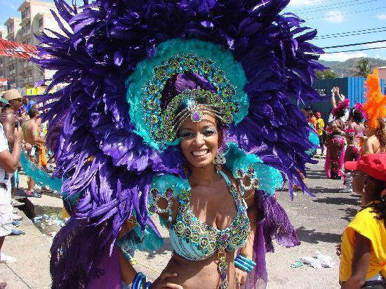 Carnival In Port of Spain  Picture of Hilton Trinidad and