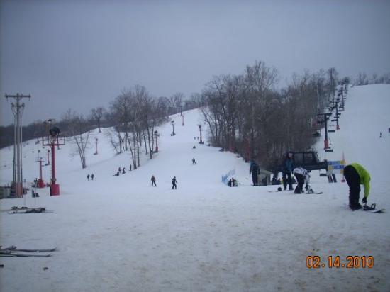 Valentines Ski Trip Picture Of Snow Creek Weston