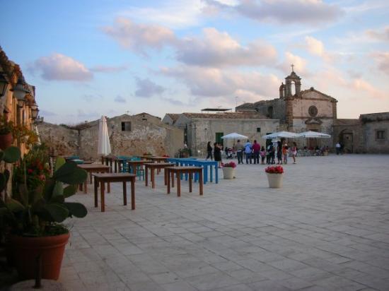marzamemi piazza regina margherita  Picture of Portopalo di Capo Passero Province of Syracuse