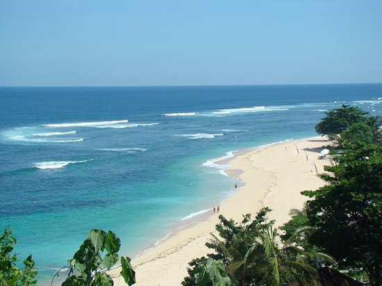 Foto Pantai Geger, Nusa Dua