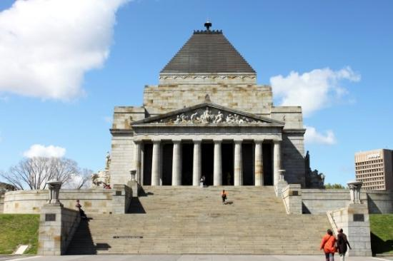 Photos of Shrine of Remembrance, Melbourne