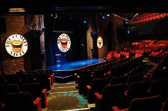 Laugh Factory Chicago Tickets