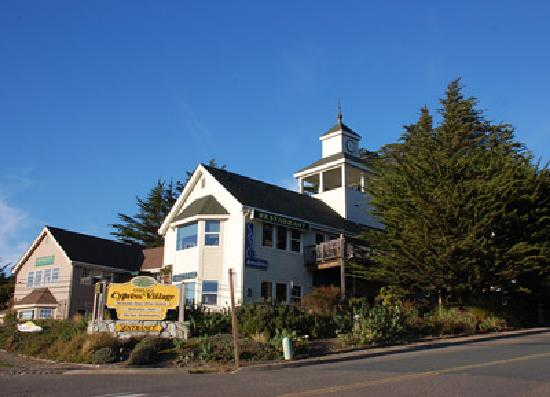 First Visit to Sea Ranch