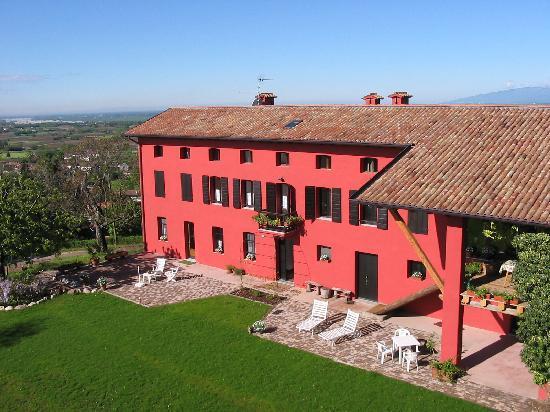 Casa Rossa Ragogna Ristorante