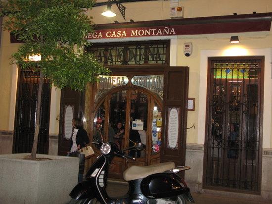 Casa Montana Restaurant Reviews Valencia Spain  TripAdvisor