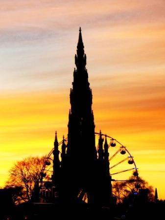Photos of Scott Monument, Edinburgh