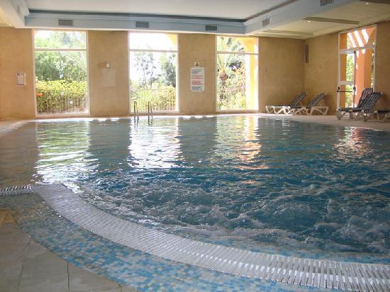 Le jacuzzi  piscine interieure  Picture of Hotel Vendome El Ksar Resort  Thalasso Sousse