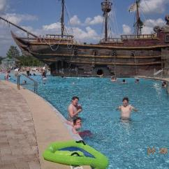 Orlando Hotels With Full Kitchen Narrow Base Cabinet Pirate Theme Pool - Picture Of Lake Buena Vista Resort ...