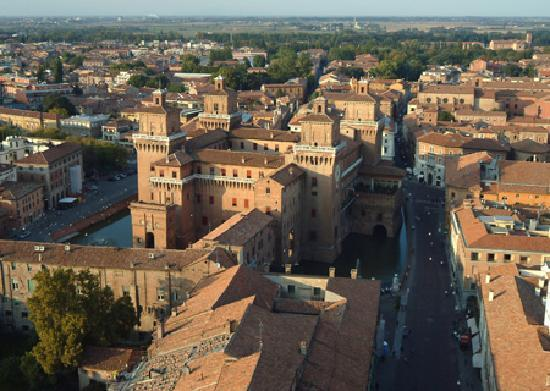 Ferrara Photos Featured Images of Ferrara Province of