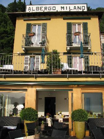 Albergo Milano  Prices  Hotel Reviews Varenna Italy  TripAdvisor