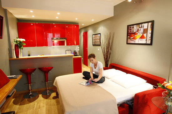 Appart Hotel Paris Villette