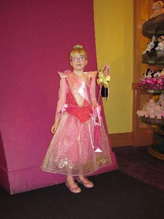 after picture of bibbidi bobbidi boutique orlando tripadvisor
