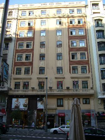 Espahotel Gran Va Madrid Espaa opiniones comparacin de precios y fotos del hotel  TripAdvisor