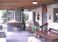 Patio - Picture of Roy T's Old Salado Bakery, Salado ...