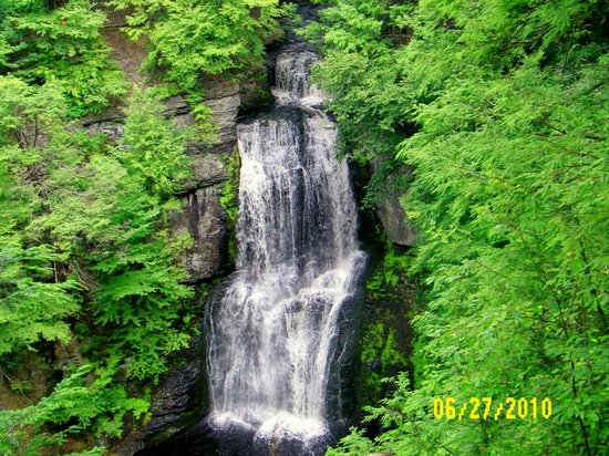 Bushkill Falls PA Hours Address TopRated Waterfall
