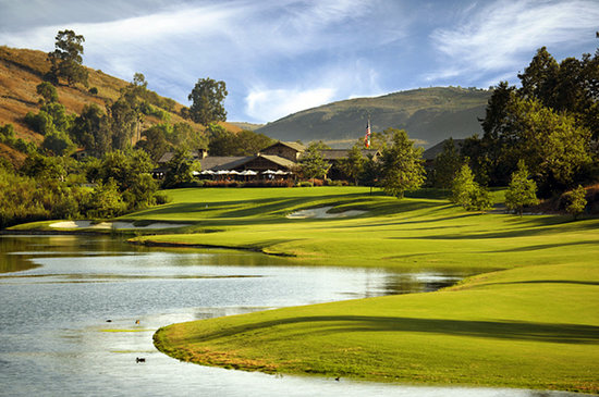 Arroyo Trabuco Golf Club Mission Viejo CA On