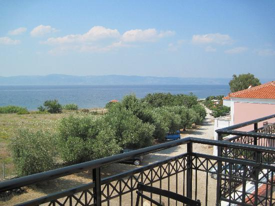 View From 281 Picture Of Panselinos Hotel Eftalou