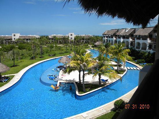 Hotelanlage Picture Of Valentin Imperial Riviera Maya