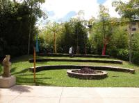 Fire pit - Picture of Loews Royal Pacific Resort at ...