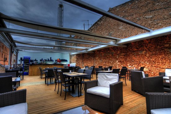 Terraza Sushi Lounge fotografa de Sushilounge Vilanova