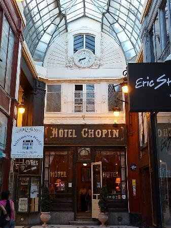 Photos de Hotel Chopin, Paris