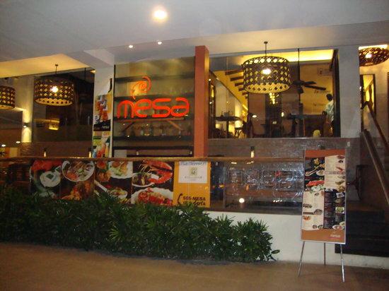 Mesa Cebu City  Ayala Mall 1st St  Restaurant Reviews