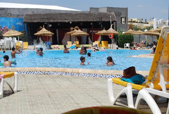 The Swimming Pool Next To The Snack Bar Photo De Yasmine Beach