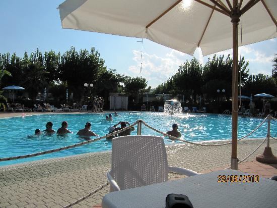 Piscina del Sole  Picture of Villaggio Welcome Riviera dAbruzzo  WelcomeVillaggi Tortoreto