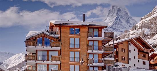 Casa Vanessa  Picture of Apparthotel Casa Vanessa Zermatt  TripAdvisor