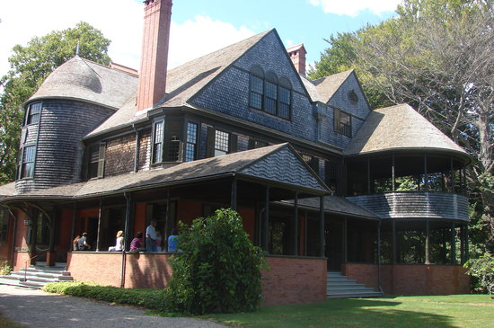 Island Ri Newport House
