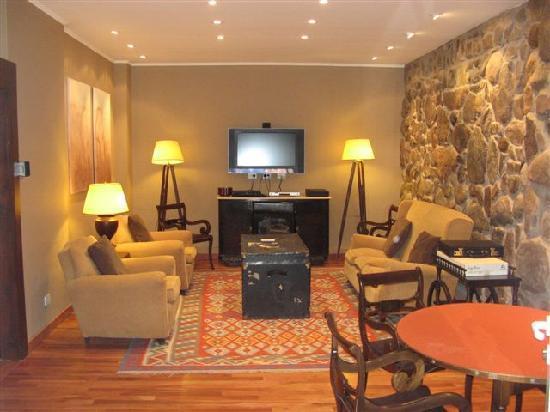 Sala de juegos  Picture of Hosteria de la Cascada Tandil