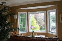 B&B sitting area with bay window - Picture of Lakelands ...