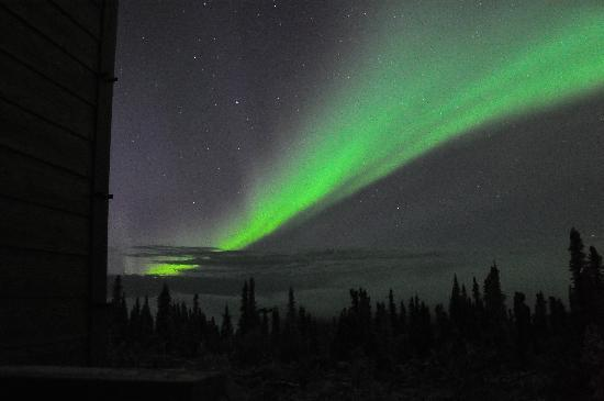 Best Place See Northern Lights Fairbanks Ak