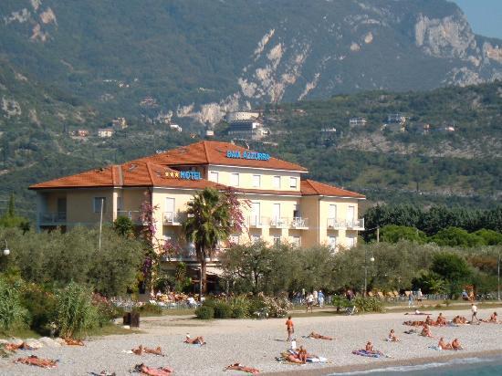 Baia Azzurra Hotel Picture Of Hotel Baia Azzurra Torbole