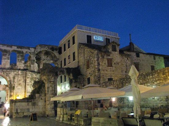 Hotel Peristil 70 77  Prices  Reviews  Split Croatia  TripAdvisor