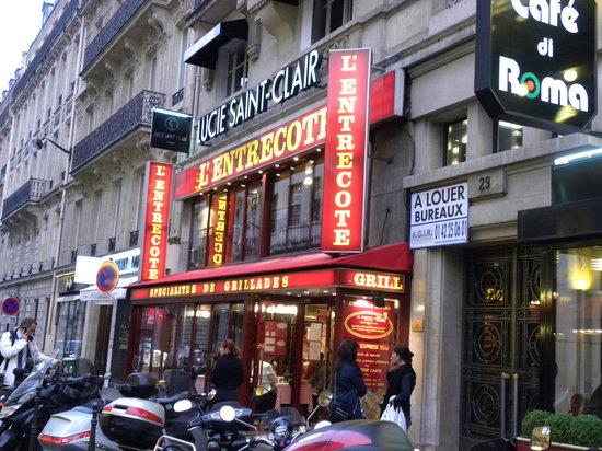 L Entrecote de Paris  Champslyses  Restaurant Avis Numro de Tlphone  Photos  TripAdvisor