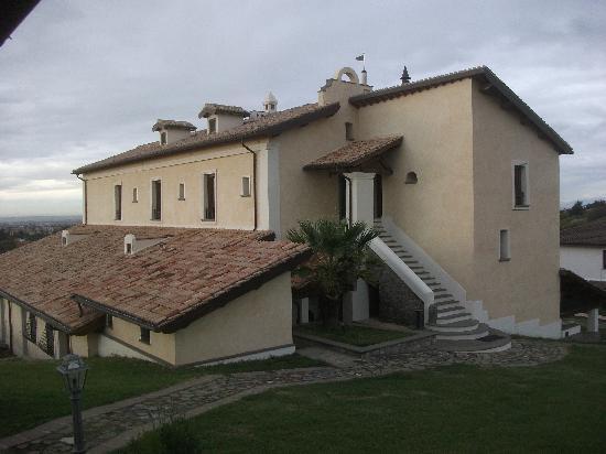 Hotel From Terrace Picture Of Residenza D Epoca Pietra Di