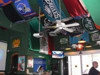 Awesome Sports Bar Decor - Picture of Legends Sport Bar ...